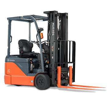3 Wheel Electric Forklift