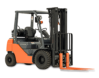 CORE IC PNEUMATIC Toyota FORKLIFT